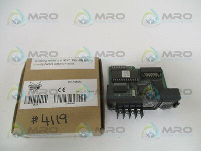 Automation Direct D2-Rmsm Serial Remote I/o Master Module *new In Box*