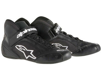 Alpinestars Tech 1K Boot Carbon Black UK 3.5 UK KART STORE