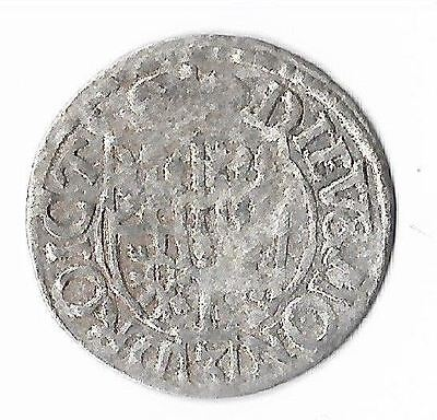 1622 Silver 1/24 Thaler Rare Very Old Renaissance Medieval Era Collection Coin