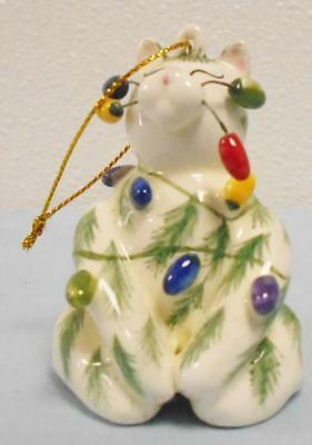 Ornament Whimsiclay Sparkie 2002 87112  #965
