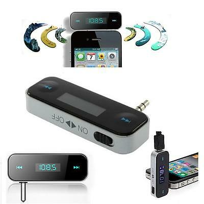Wireless Bluetooth 3.5MM Mini Car Dongle Audio Receiver Adapter Built-in Mic AUX