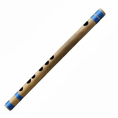 Professional Flute Bansuri Bamboo Woodwind Musical Musical Instrument 28 Cm