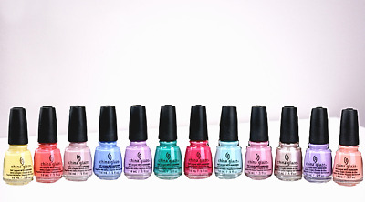 China Glaze Nail Lacquer ~ Choose Any Color! ~ 0.5oz/15mL ~ Series 5