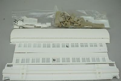 S Scale Scenery Unlimited Model Kit Pullman Coach Resin - Less Trucks & Couplers