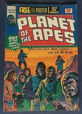 Planet of the Apes No. 1 Historic First Edition Comic