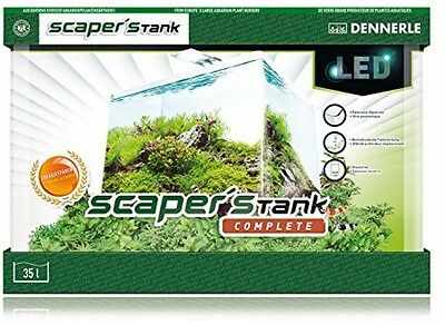 Dennerle 5755 Scaper's Tank Complete LED, 35 L