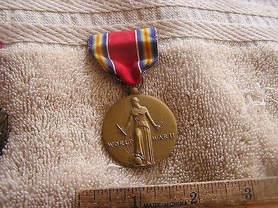 World War II Victory Medal Freedom from Fear and Want