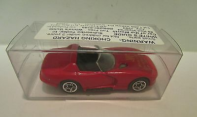 MatchBox White's Guide #8 Red Dodge Viper RT 10 '94 Red   X1