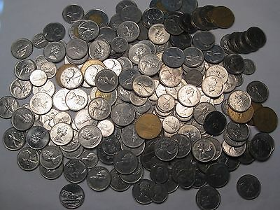 $60.00 Face Non-Silver Canadian Pocket-Change.  #1