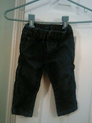 606915548 Wrangler Infant Baby Boy Jeans - 12 Months Skinny Carpenter