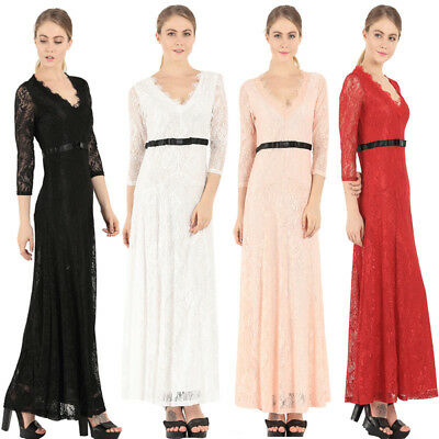 New Women Formal Dress Party Evening Cocktail Wedding Prom Gown Bridesmaid Dress