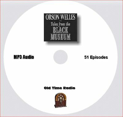 BEST OF ORSON WELLES - 96 Shows w/ Extras Old Time Radio MP3 Format