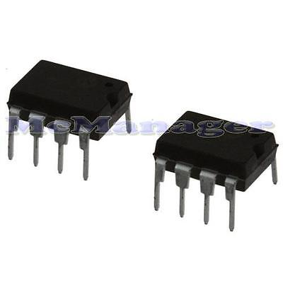2x LM2903 / LM2903N DIP-8 IC  Low Power Dual Voltage Comparator IC