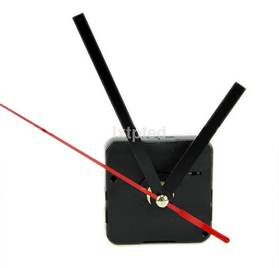 DIY wall Clock Replacement Movement Parts Repair Quartz Time hands Clock Motor~