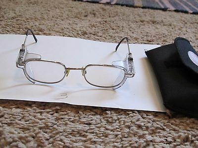 Prescription Safety Glasses, Frames With Side Shields