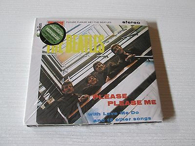 THE BEATLES Please Please Me CD DIGIPAK SEALED REMASTERED ENHANCED
