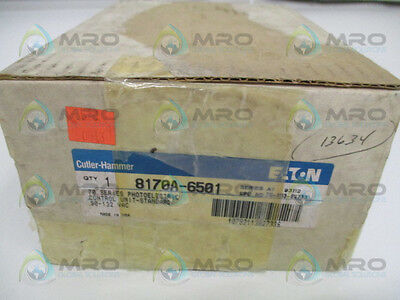 Cutler Hammer Opcon 8170A-6501 101163  Photoelectric Control Unit *new In Box*