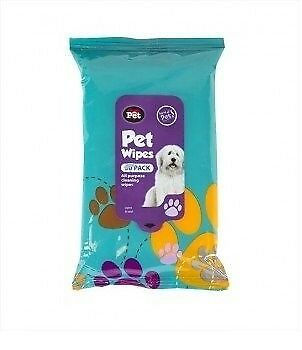 Handy Pet Wipes 10pcs X 3 Packet for DOG By Super Utensil Ltd