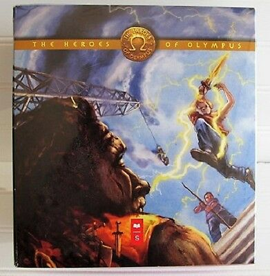 The Heroes of Olympus by Rick Riordan 5 Book Paperback Boxed Set NEW with Poster