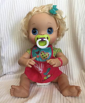 Pacifier For My Baby Alive Doll Only U- Pick Color Pacifier Only  accessories