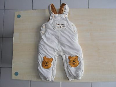 Salopette Winnie l'ourson (Disney baby), 6 mois