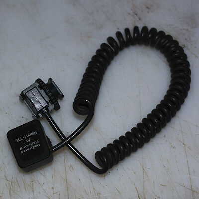 Dedicated Flash Cord for Nikon i-TTL