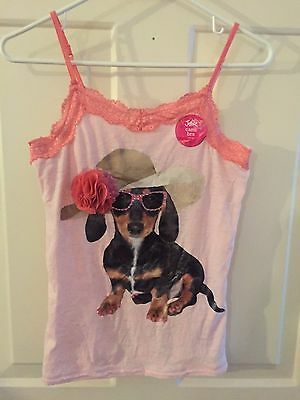 Justice girl's spring/summer top in size 14-NWT!!