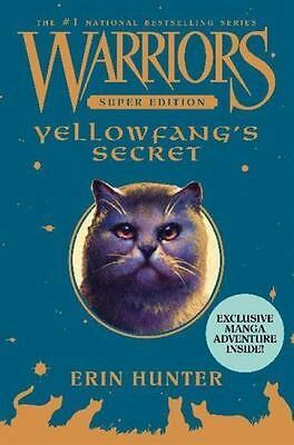 Warriors Super Edition: Yellowfang's Secret 5 by Erin Hunter (2012, Hardcover)
