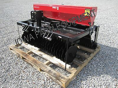 Overseeder, Inner Seeder Drill, No/Min Till Drill, Planter: 6' Kasco Vari Slice