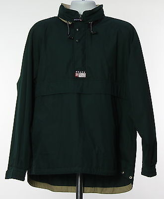 Men's RALPH LAUREN CHAPS Dark Green Basic Jacket Size L