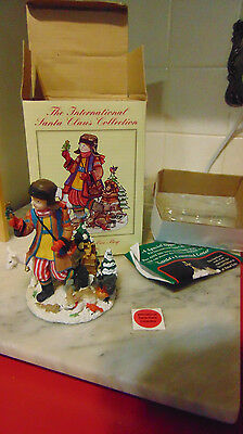 The International Santa Claus Collection  New Years Eve Boy Russia 2001
