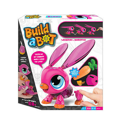 Build a Bot -  Bunny bot - Build your own pet