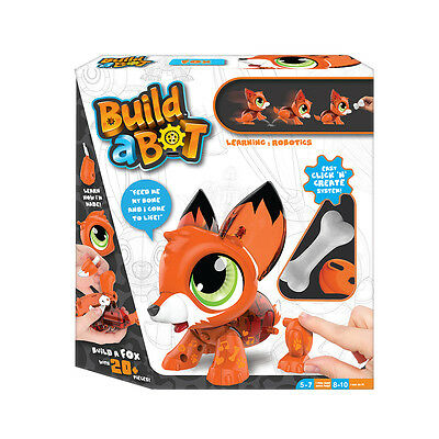 Build a Bot - Fox bot - Build your own pet