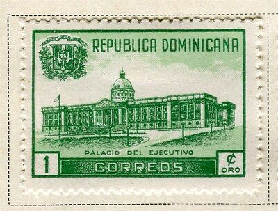 DOMINICA;   1948 State Building issue Mint hinged 1c. value