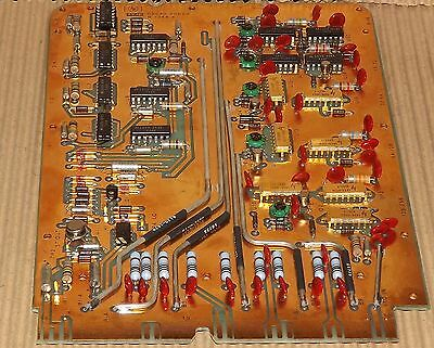 HP / Agilent gold plated printed circuit  board assembly 08640-60023