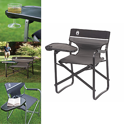 Tremendous Coleman Chair Deck Aluminum W Swivel Table 2000020295 Bralicious Painted Fabric Chair Ideas Braliciousco