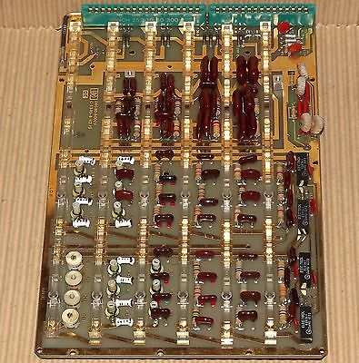 HP / Agilent gold plated printed circuit  board assembly 08640-60021