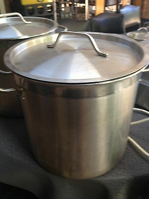 Commercial Pot Stainless Steel