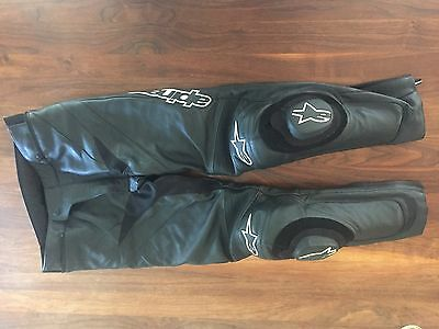 Alpinestars Leather Pants 34US