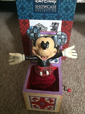 Mickey In The Box Disney Tradition