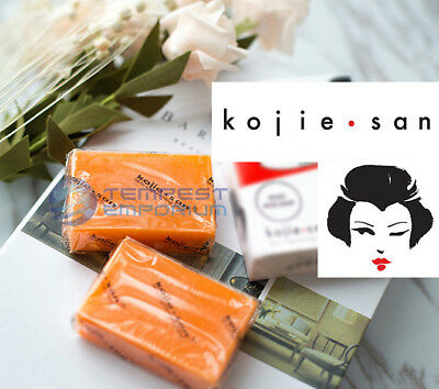 Genuine Kojie San Soap 65g Selection Whitening Lightening BEVI Kojic Acid