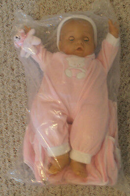"""Interactive Lissi 18"""" Sweetie Baby doll with On-The-Go accessories"""