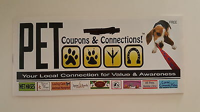 Trademarks for sale Pet Coupons and Connections, and Domain.