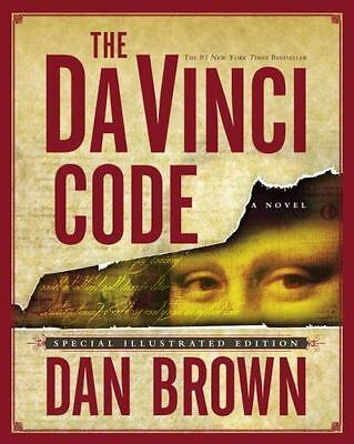 The Da Vinci Code: Special Illustrated Edition by Dan Brown Hardcover 1st  ed