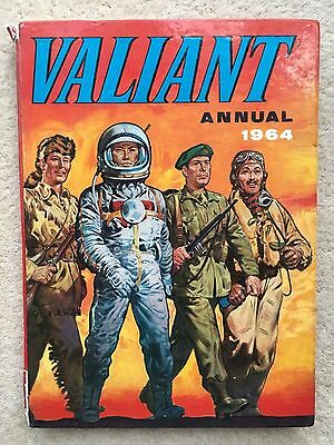 Valiant Annual 1964 - Unclipped, good condition. The first Valiant Annual!