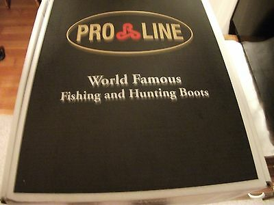 New Proline Chest Waders Size 9