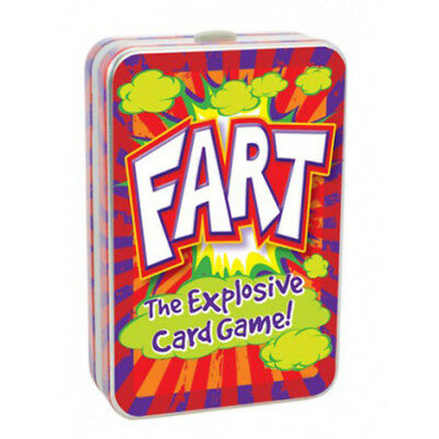 Fart The Explosive Card Game NEW
