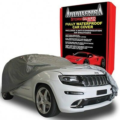 AUTOTECNICA STORMGUARD FULL WATERPROOF LARGE 4WD CAR COVER UP To 5.4M 1/176