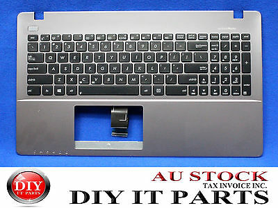 Asus F550 F550DP X550DP Top Case Cover Palmrest with Keyboard 13N0-PPP01 B-Grade