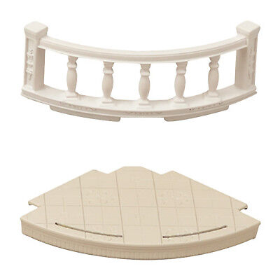 Sylvanian Families BALCONY SET Town Series Epoch Calico Critters